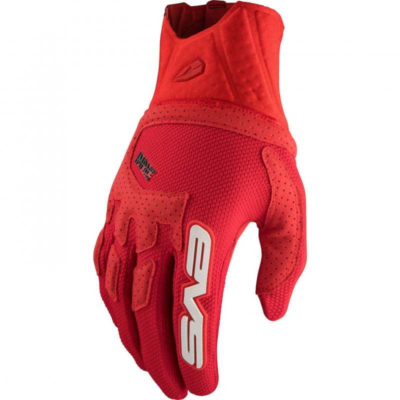 EVS GLOVE IMPACT RED